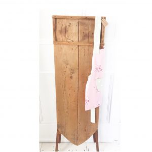 Child's vintage wooden ironing board c1930's