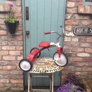 Cute little vintage Kestrel child's trike