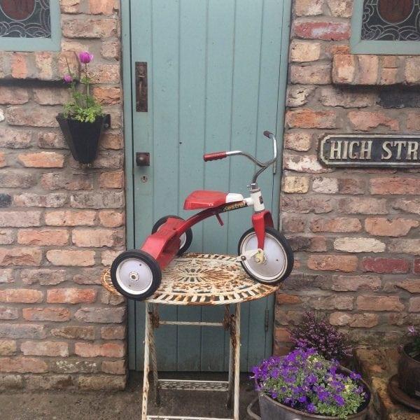 Cute little vintage Kestrel child's trike