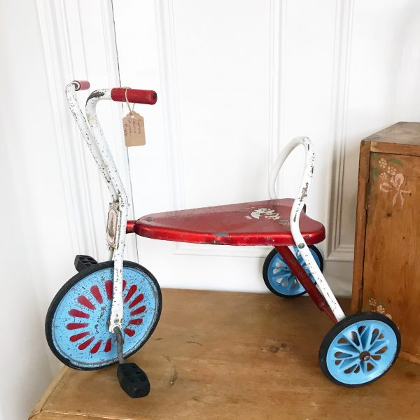 Classic child's vintage Raleigh trike