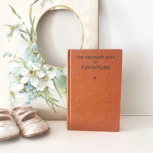 Beautiful little 'Furniture' observer book