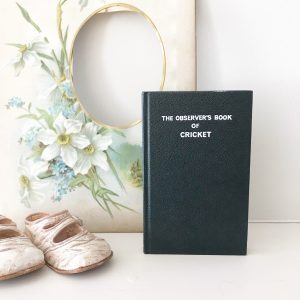 The Observer's book of 'Cricket'