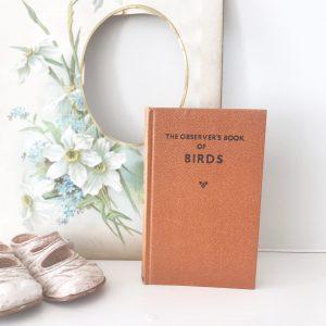 Beautiful little 'Birds' observer book