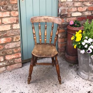 Wonderful old farmhouse chair