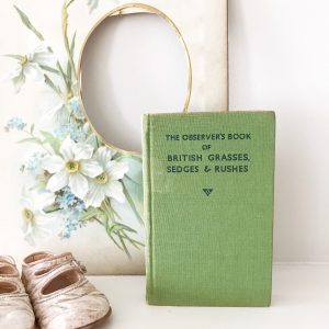 """The Observer's book of 'Grasses, Sedges & Rushes"""""""