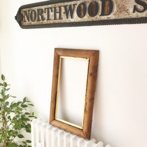 Wonderful antique Victorian picture frames