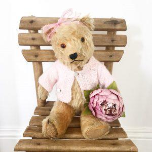 Charming old Chiltern teddy bear