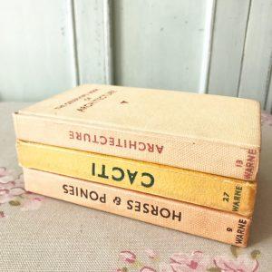 Lovely bundle of observer books