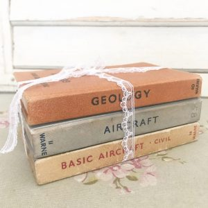 Beautiful bundle of well worn observer books