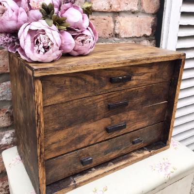 Beautiful set of old engineers drawers
