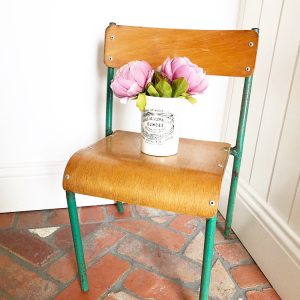 Cute little vintage nursery chairs (sold individually)